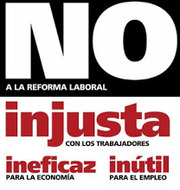 No reforma laboral feb2012